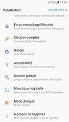 Samsung A520 Galaxy A5 (2017) - Réseau - Installation de mises à jour - Étape 5