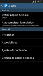 Samsung Galaxy S4 Mini - Internet - Configurar Internet - Paso 27