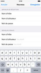 Apple iPhone 6s - E-mails - Ajouter ou modifier un compte e-mail - Étape 13