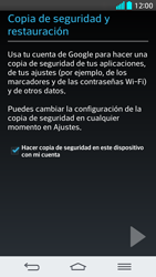 LG G2 - E-mail - Configurar Gmail - Paso 13