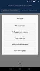 Huawei P9 Lite - Chamadas - Como bloquear chamadas de um número -  8