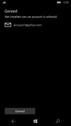 Microsoft Lumia 650 - E-mail - handmatig instellen (yahoo) - Stap 10
