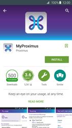 Samsung G920F Galaxy S6 - Applications - MyProximus - Step 8
