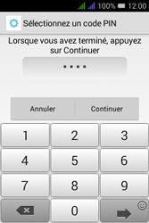Alcatel Pixi 3 Dual Sim - Sécuriser votre mobile - Activer le code de verrouillage - Étape 8