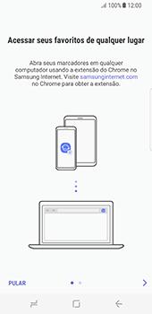 Samsung Galaxy S8 - Internet (APN) - Como configurar a internet do seu aparelho (APN Nextel) - Etapa 22