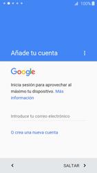 Samsung Galaxy A3 (2016) - Primeros pasos - Activar el equipo - Paso 8