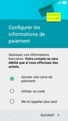 Huawei Y5 - Premiers pas - Créer un compte - Étape 16