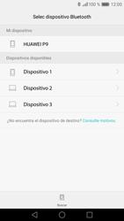 Huawei P9 - Bluetooth - Transferir archivos a través de Bluetooth - Paso 10