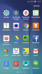 Samsung Galaxy S6 - E-mail - Configurar Outlook.com - Paso 3