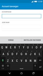 HTC Desire 816 - E-mail - handmatig instellen - Stap 19