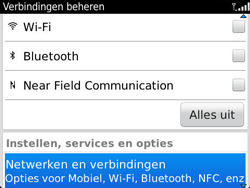 BlackBerry 9790 Bold - Netwerk - Gebruik in het buitenland - Stap 4