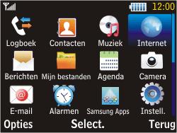 Samsung S3570 Chat 357 - Internet - Internetten - Stap 2