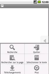 LG GW620 - Internet - configuration manuelle - Étape 16
