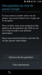 Sony Xperia E4g - Premiers pas - Créer un compte - Étape 18