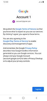 Samsung Galaxy A40 - E-mail - Manual configuration (gmail) - Step 12