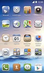 Huawei Ascend Y330 - Internet - handmatig instellen - Stap 3