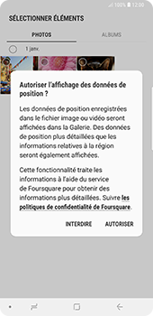 Samsung Galaxy Note 9 - E-mails - Envoyer un e-mail - Étape 14