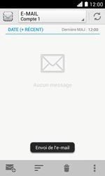 Huawei Ascend Y330 - E-mail - envoyer un e-mail - Étape 14