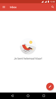 Nokia 6.1 (Dual SIM) - E-mail - Account instellen (IMAP zonder SMTP-verificatie) - Stap 6