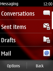 Nokia Asha 300 - E-mail - Sending emails - Step 4