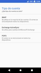 Sony Xperia XZ1 - E-mail - Configurar correo electrónico - Paso 10