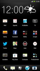 HTC One Max - E-mail - e-mail versturen - Stap 2
