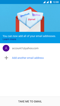 OnePlus 3 - E-mail - Manual configuration (yahoo) - Step 17