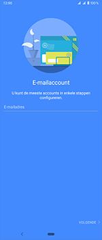 Sony Xperia 1 - E-mail - handmatig instellen (outlook) - Stap 6