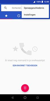 ZTE Blade V9 - Voicemail - Handmatig instellen - Stap 5