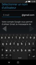 HTC Desire 510 - Premiers pas - Créer un compte - Étape 13