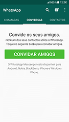 Samsung Galaxy A5 (2017) - Aplicações - Como configurar o WhatsApp -  15