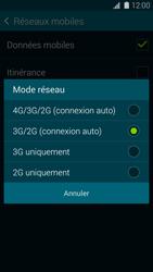 Samsung G900F Galaxy S5 - Réseau - Changer mode réseau - Étape 7