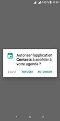 Alcatel 1 - Contact, Appels, SMS/MMS - Ajouter un contact - Étape 5
