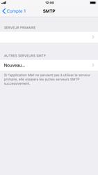 Apple iPhone 6 - iOS 12 - E-mail - Configuration manuelle - Étape 20