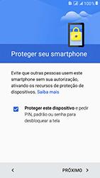 Samsung Galaxy J2 Prime - Primeiros passos - Como ativar seu aparelho - Etapa 13