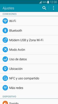 Samsung N910F Galaxy Note 4 - Internet - Configurar Internet - Paso 4
