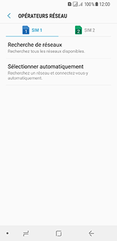 Samsung Galaxy A8 (2018) - Réseau - utilisation à l'étranger - Étape 10