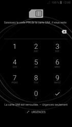 Sony Xperia XZ1 - Device maintenance - Effectuer une réinitialisation logicielle - Étape 4