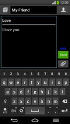 LG D955 G Flex - MMS - Sending a picture message - Step 12
