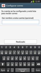 Samsung Galaxy S4 - E-mail - Configurar Outlook.com - Paso 10