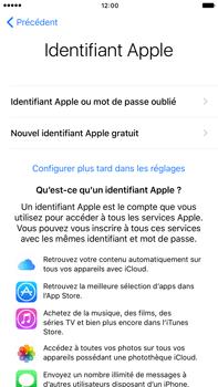 Apple iPhone 7 Plus - Premiers pas - Créer un compte - Étape 19