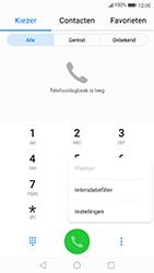 Huawei P8 Lite 2017 - Voicemail - handmatig instellen - Stap 5