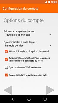Motorola Moto E4 Plus - E-mails - Ajouter ou modifier votre compte Yahoo - Étape 10