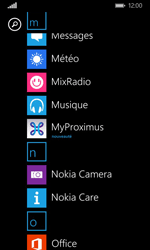 Nokia Lumia 920 LTE - Applications - MyProximus - Étape 10