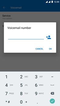 OnePlus 3 - Android Oreo - Voicemail - Manual configuration - Step 11