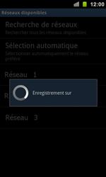Samsung I9100 Galaxy S II - Réseau - utilisation à l'étranger - Étape 12