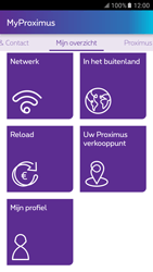 Samsung Galaxy S6 - Android M - Applicaties - MyProximus - Stap 21