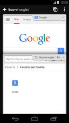 Motorola Moto G - Internet - navigation sur Internet - Étape 16