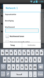 LG P875 Optimus F5 - WiFi - Handmatig instellen - Stap 7
