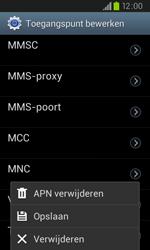 Samsung I9105P Galaxy S II Plus - MMS - handmatig instellen - Stap 14